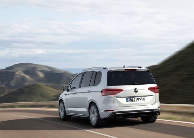 2016 VW TOURAN