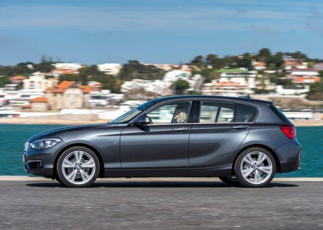 2016 BMW 120D URBAN LINE