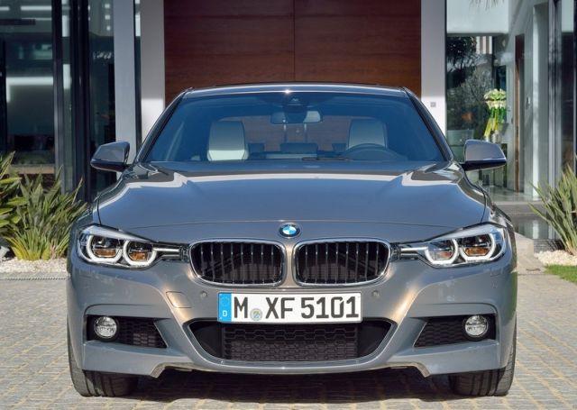 2016 BMW 3 SERIES Restyle
