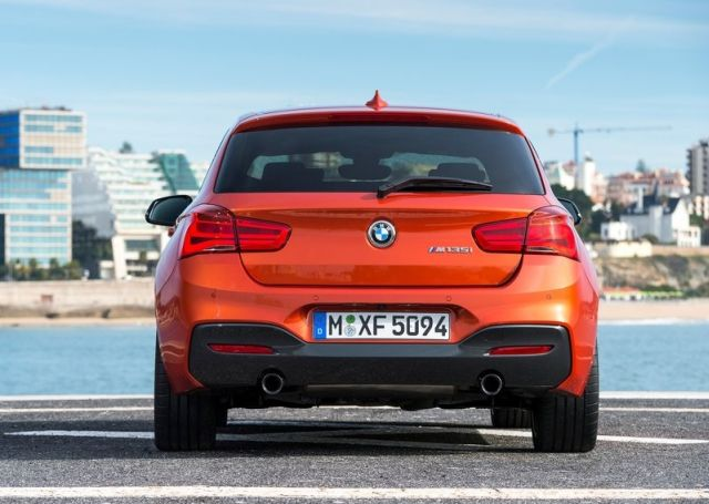 2016 BMW M135i