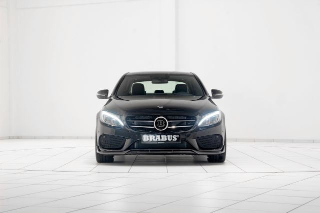 MERCEDES-BENZ tuned by BRABUS