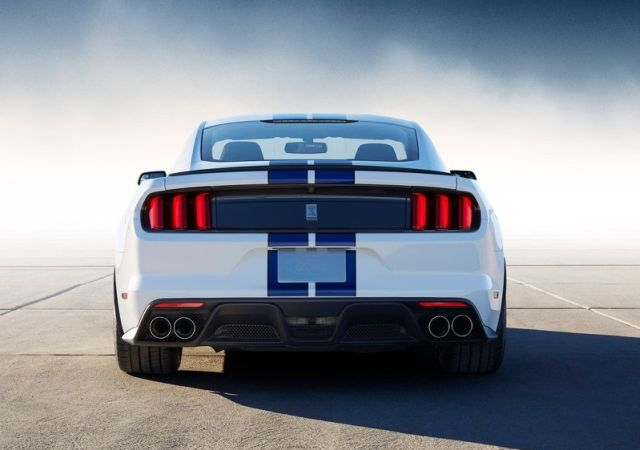 2016 FORD MUSTANG SHELBY-GT350