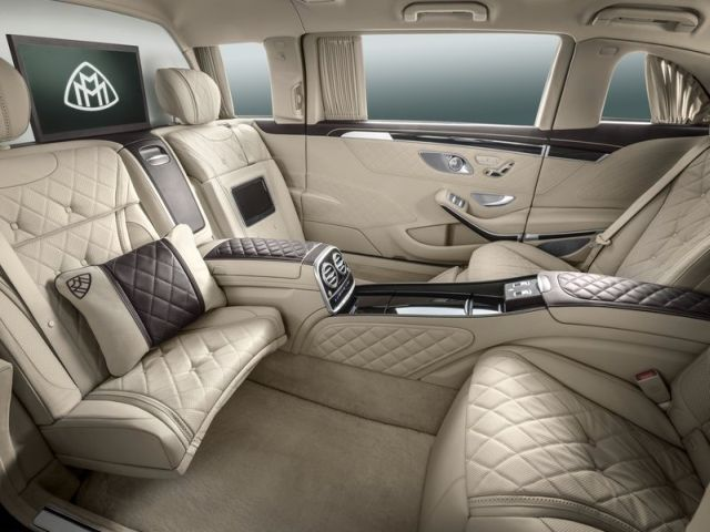 2016 MERCEDES S600 PULLMAN MAYBACH