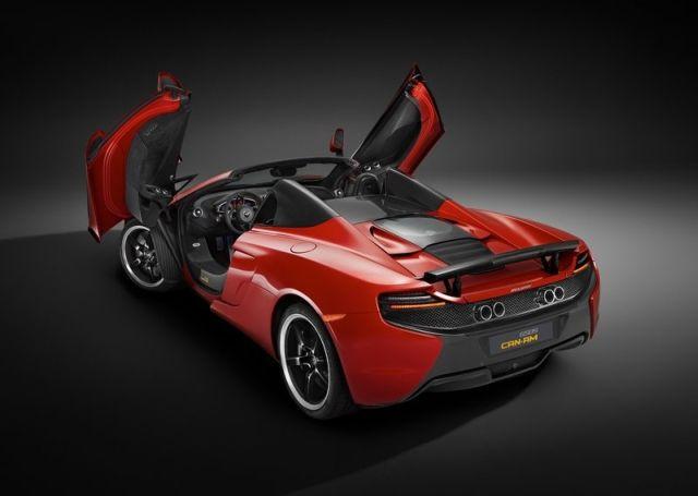 2016 McLaren 650S CAN-AM