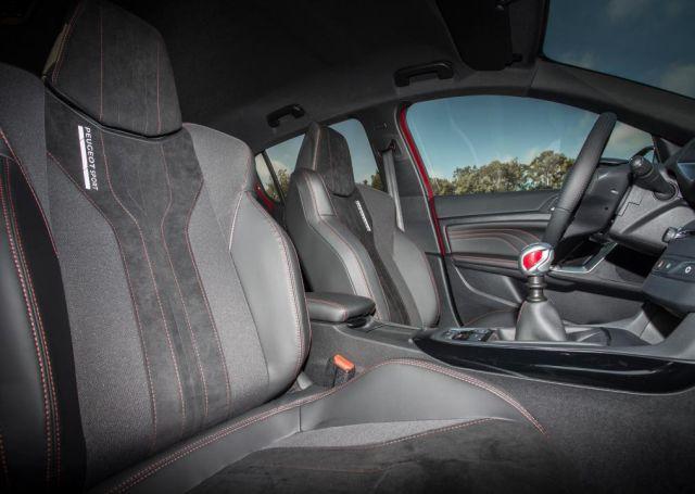 2016 PEUGEOT 308 GTI