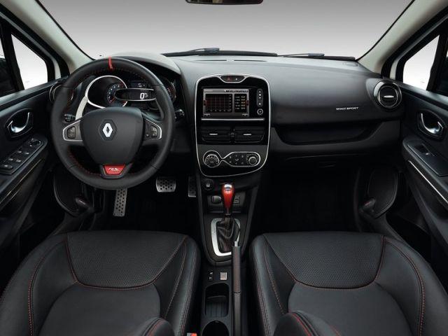 2016 RENAULT CLIO RS 220 TROPHY EDC