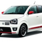 2016 SUZUKI ALTO TURBO RS