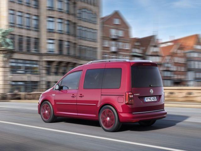 2016 New VW CADDY COMBI
