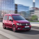2016 New VW CADDY COMBI