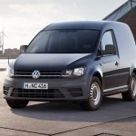 2016 VW CADDY VAN