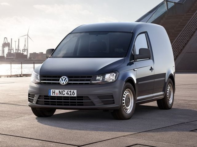 2016 VW CADDY VAN