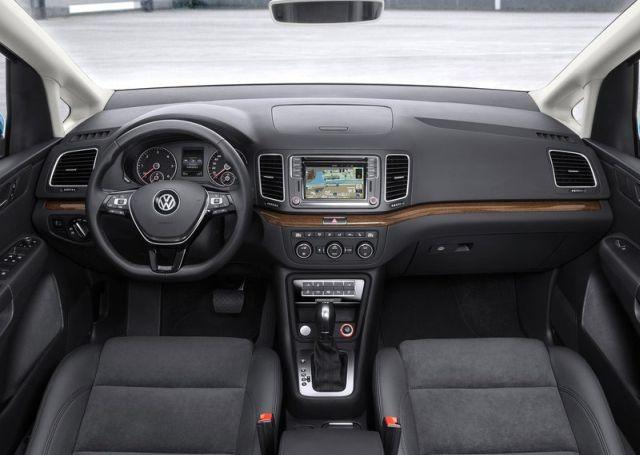 2016 VW SHARAN