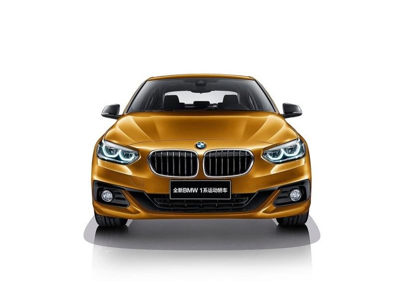 BMW 1 SERIES SEDAN-2017
