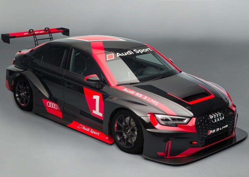 AUDI RS3 LMS RACECARCAR_pic-1