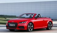 2017 AUDI TT ROADSTER S-LINE Competition