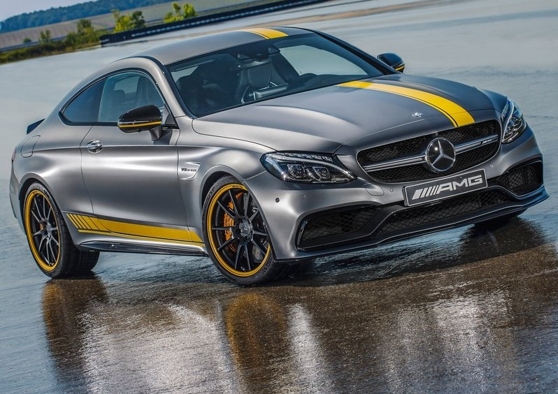 2017 C63 AMG COUPE