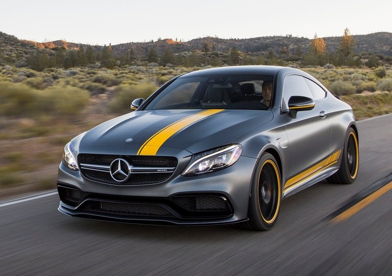 2017 C63 AMG COUPE | OopsCars