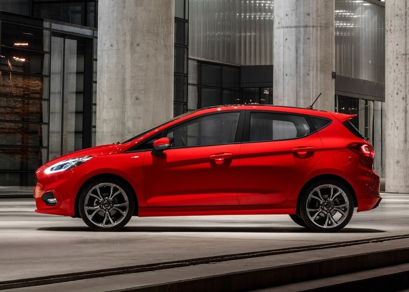 2017 FORD FIESTA | OopsCars