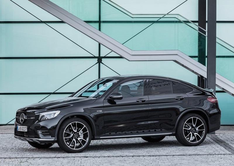 2017 MERCEDES-BENZ GLC43 AMG 4MATIC