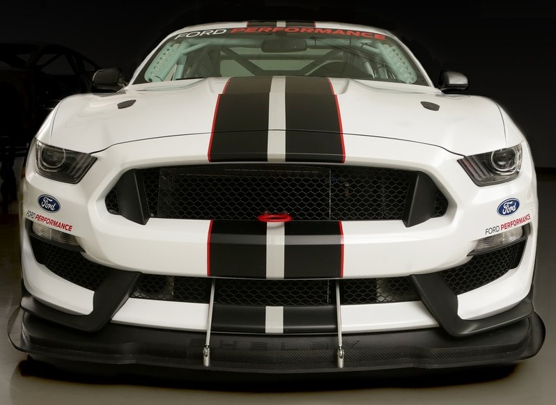 MUSTANG SHELBY FP350S