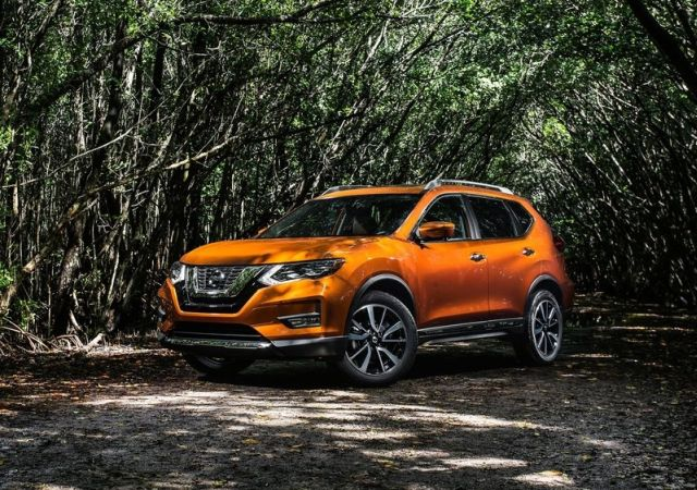 2017 NISSAN ROGUE | OopsCars