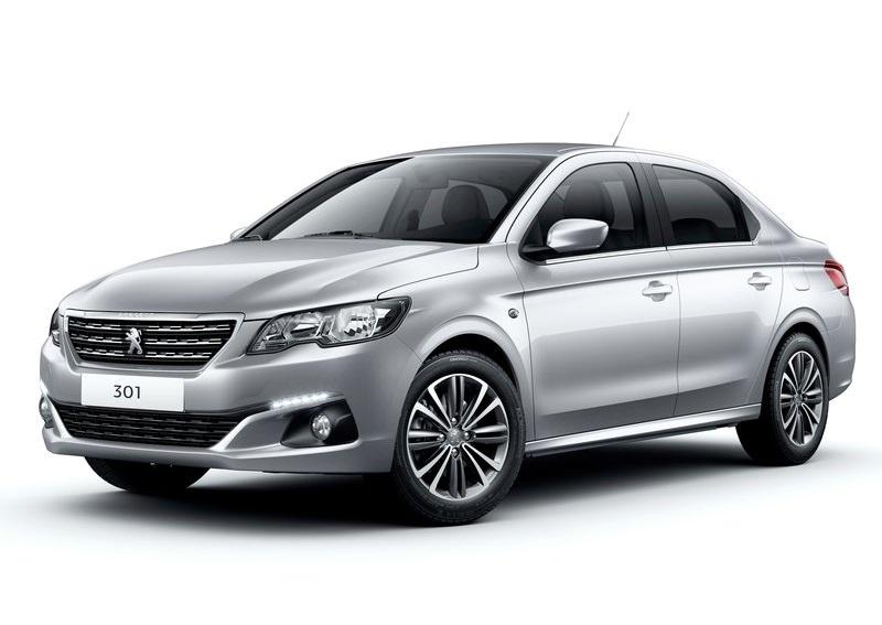 2017 Peugeot 301 Oopscars