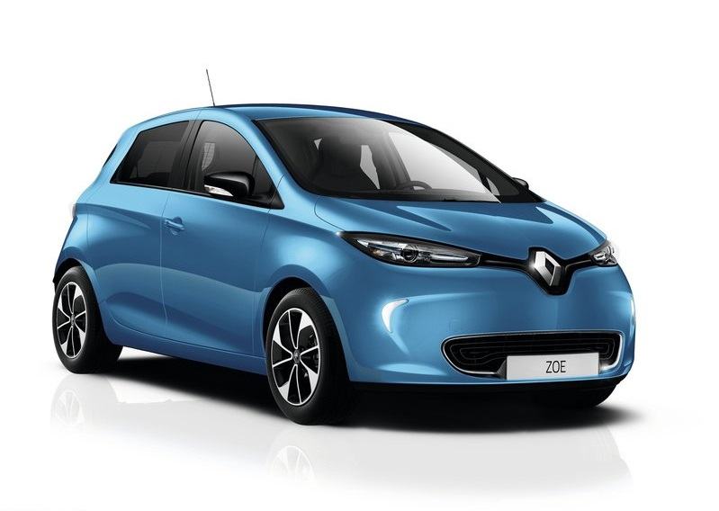 2017 renault zoe oopscars. Black Bedroom Furniture Sets. Home Design Ideas