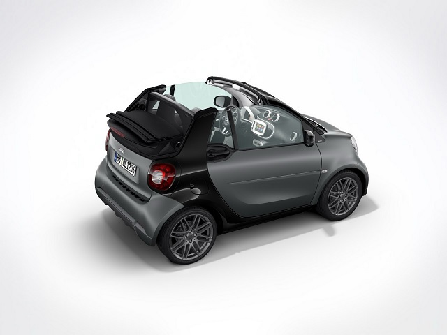 SMART Tuned by BRABUS