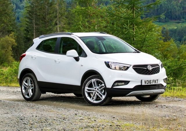 2017 vauxhall mokka x oopscars. Black Bedroom Furniture Sets. Home Design Ideas