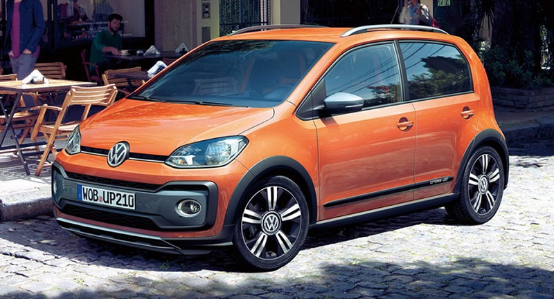 2017 Vw Cross Up Oopscars