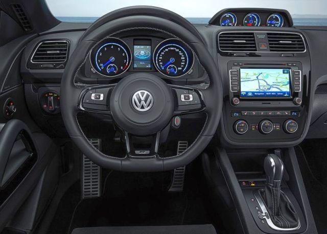 2017 VW SCIROCCO R
