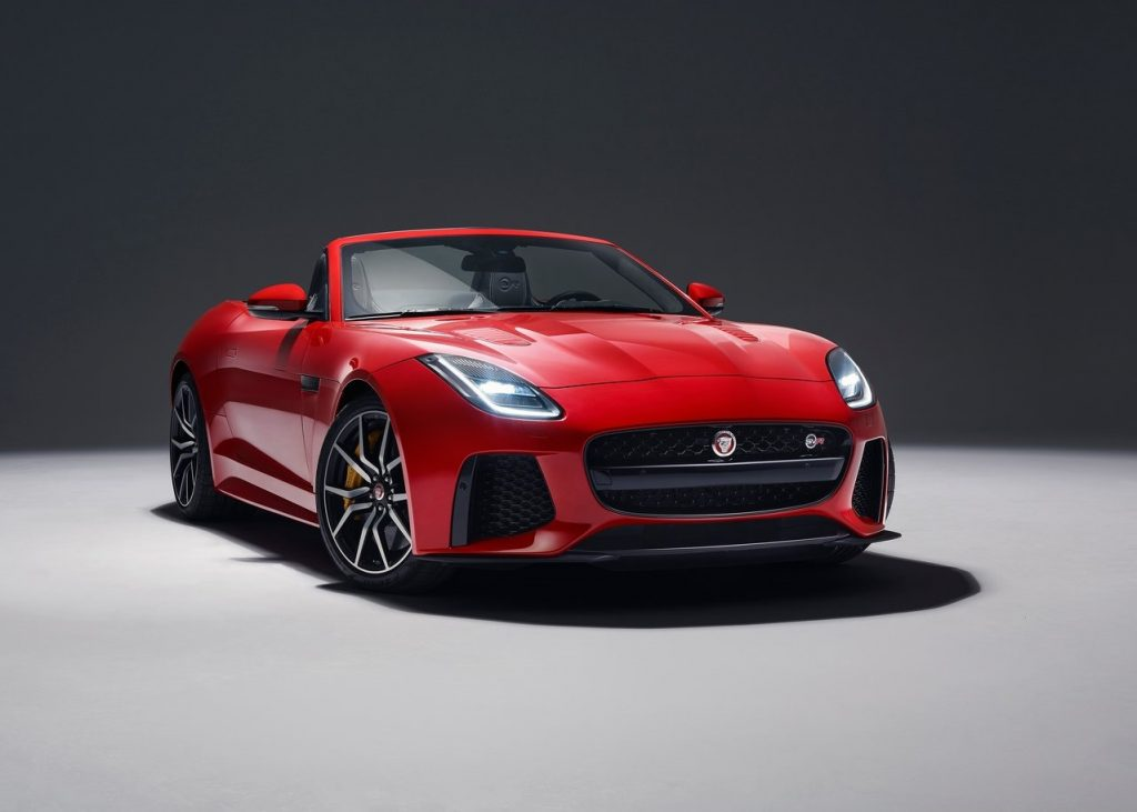 2018 jaguar f type oopscars. Black Bedroom Furniture Sets. Home Design Ideas