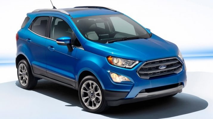 2018 FORD ECOSPORT-US | OopsCars