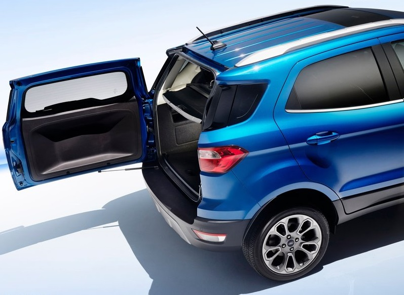 2018 Ford Ecosport Us Oopscars