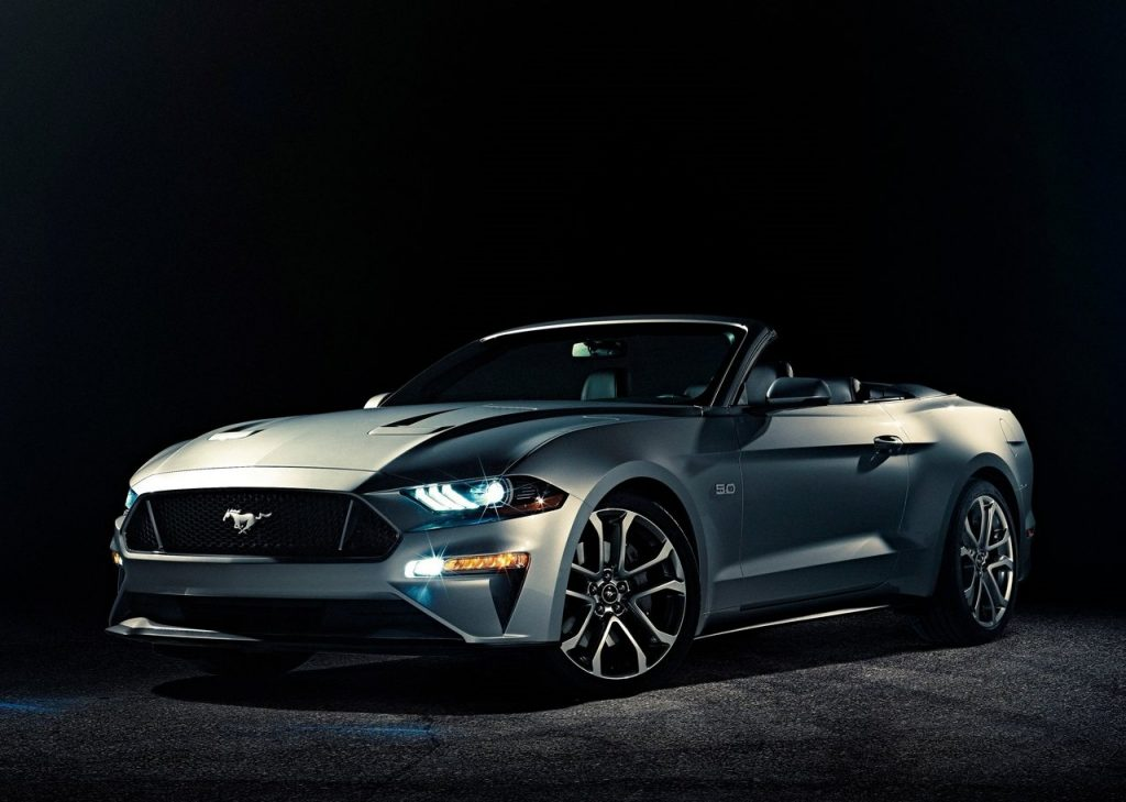 2018 FORD MUSTANG GT CABRIO | OopsCars