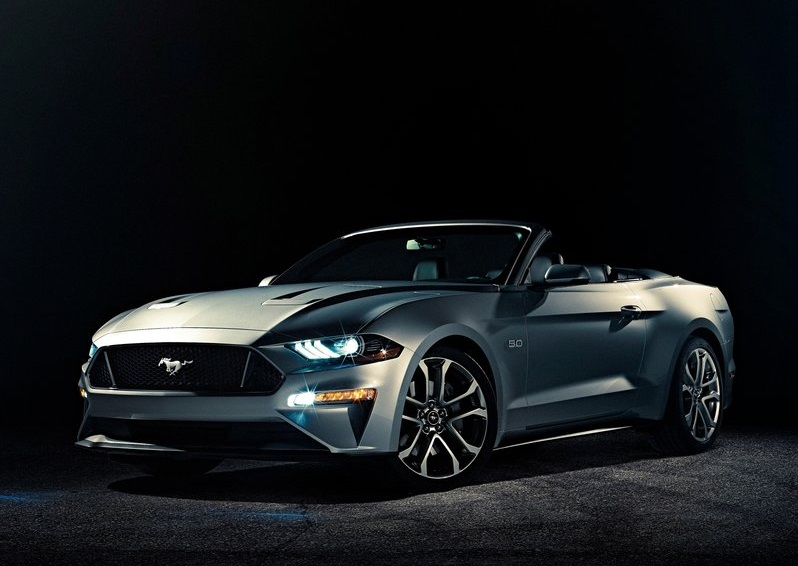 2018 FORD MUSTANG GT CABRIO