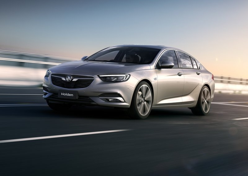 New HOLDEN COMMODORE