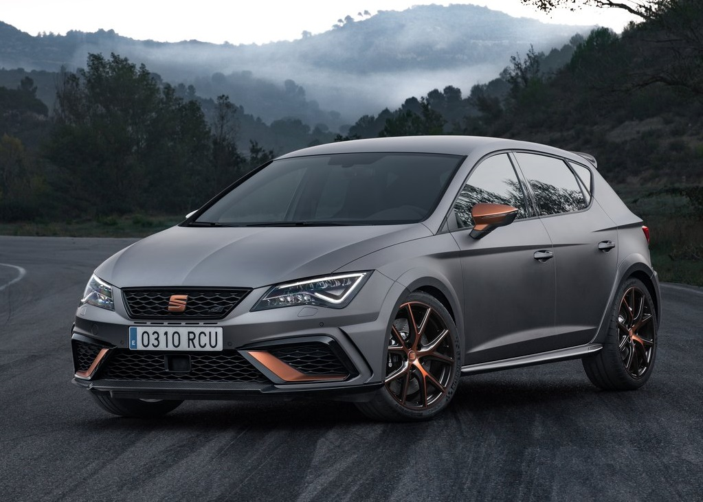 2018 seat leon cupra r. Black Bedroom Furniture Sets. Home Design Ideas