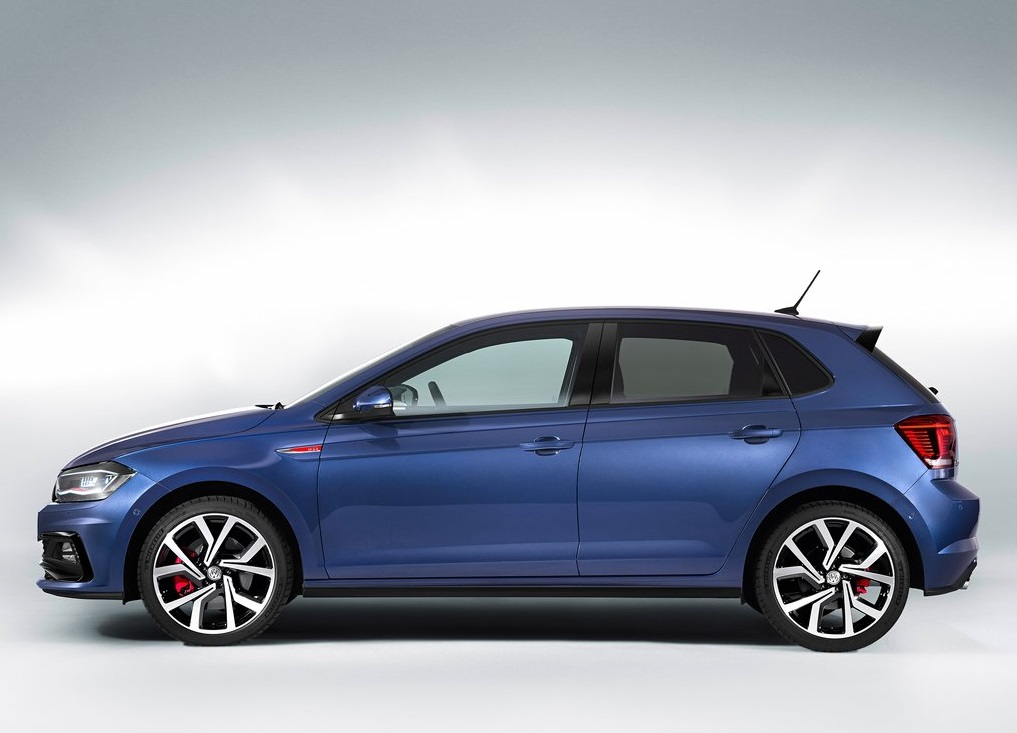 2018 VW POLO GTI 2.0 TSI