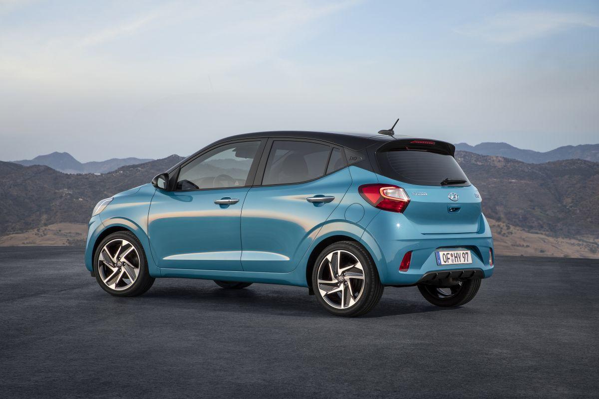 2020 Hyundai i10 Fiyat