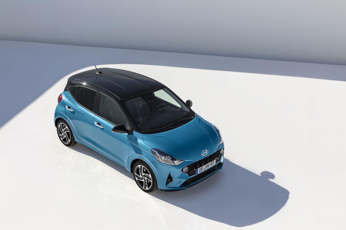 2020 Hyundai i10 Fiyat Listesi