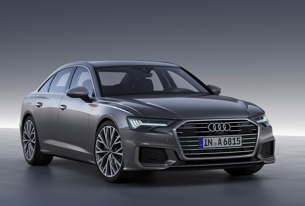 2019 AUDI A6-oopscars
