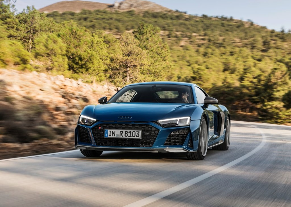 2019 AUDI RS COUPE
