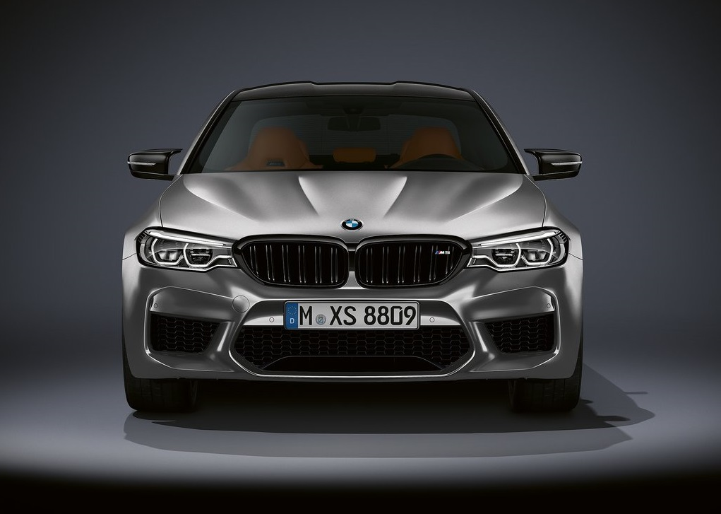2019 BMW M5 COMPETITION