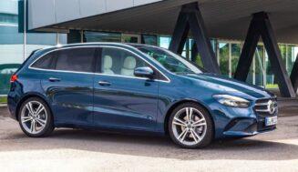 2020 Ekim Mercedes-Benz B Serisi Fiyat Listesi Ne Oldu?