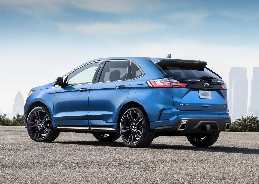 2019 FORD EDGE ST-oopscars