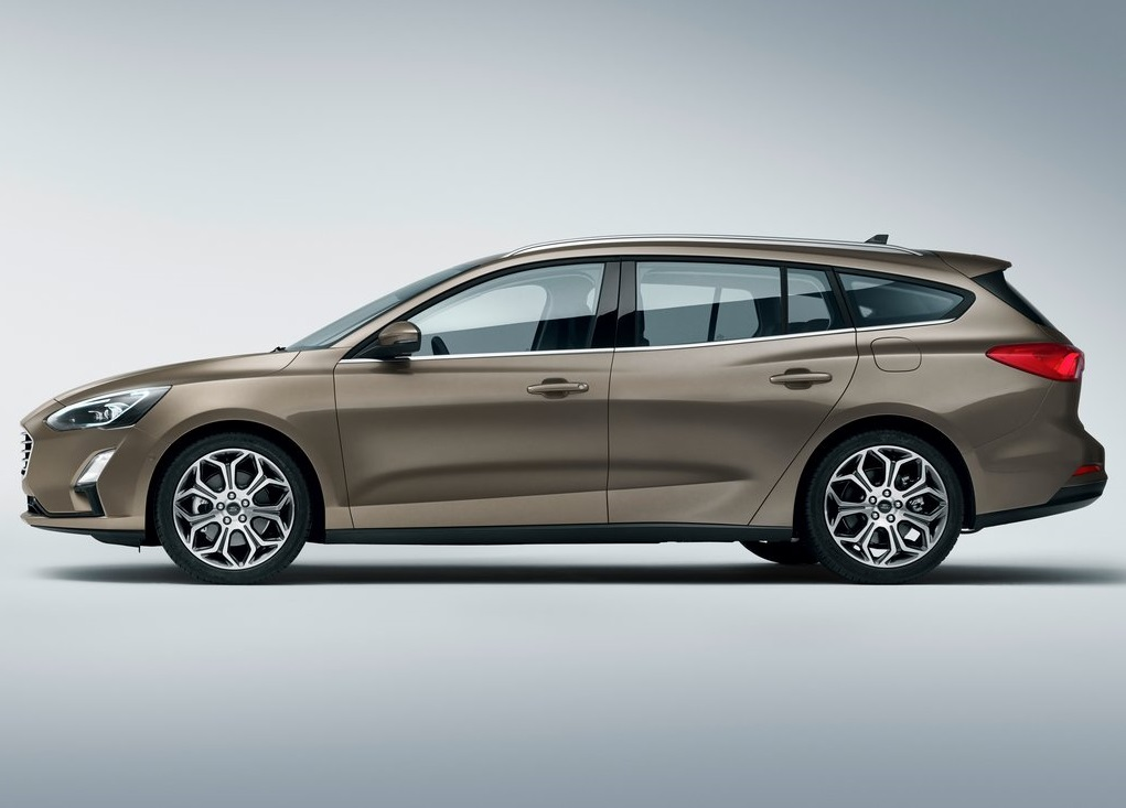 Ford Focus 2019 St >> 2019 FORD FOCUS WAGON