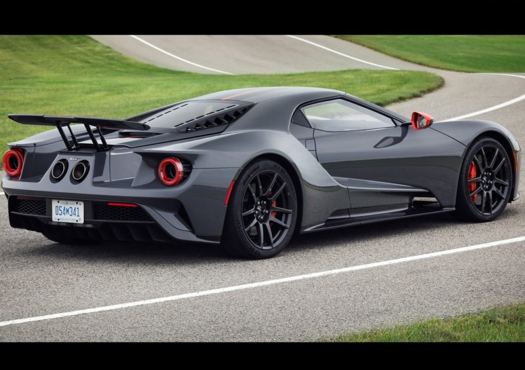 2019 FORD GT CARBON