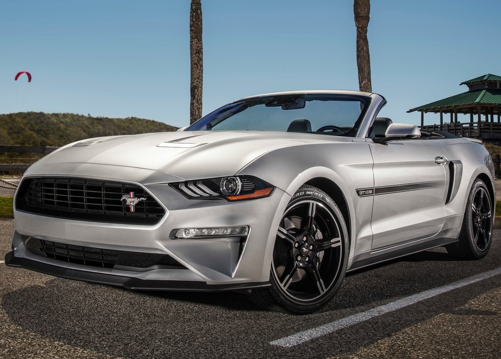 2019 FORD MUSTANG GT CALIFORNIA SPECIAL-oopscars