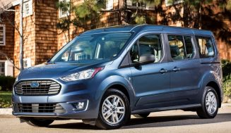 2019 FORD TRANSIT CONNECT (US)